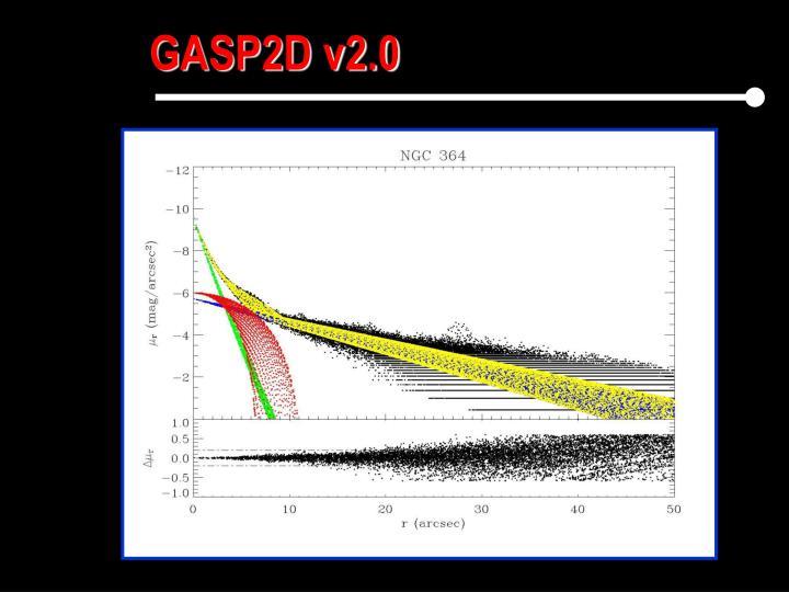 GASP2D v2.0
