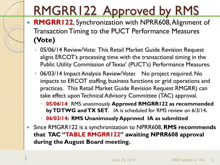 Rmgrr122 approved by rms