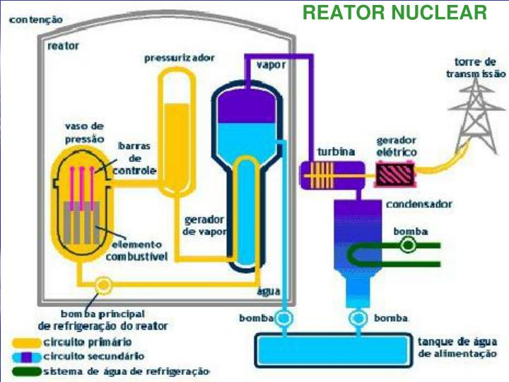 REATOR NUCLEAR