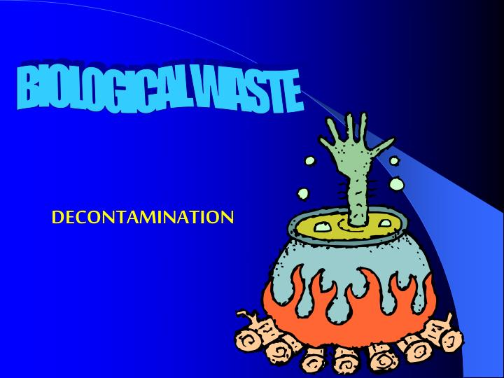 BIOLOGICAL WASTE