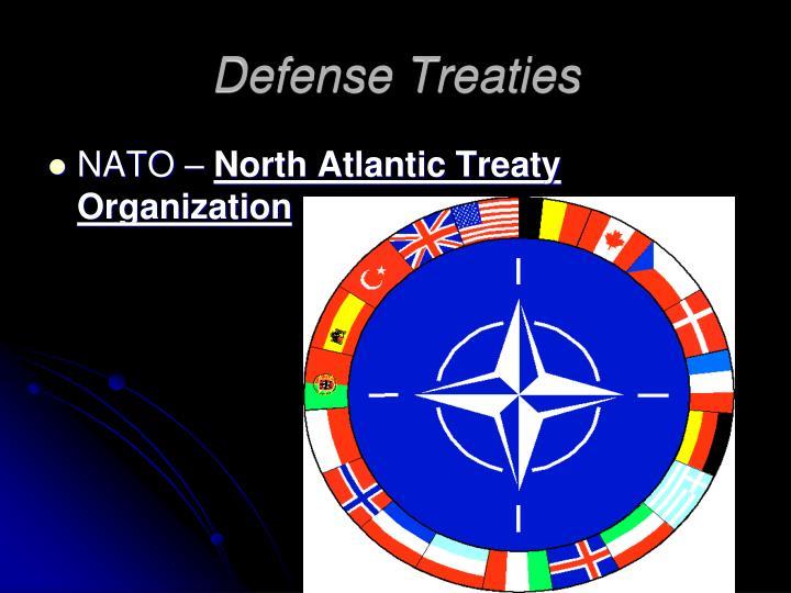 Defense Treaties
