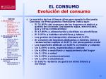 el consumo evoluci n del consumo1