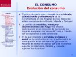 el consumo evoluci n del consumo3