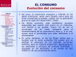 el consumo evoluci n del consumo5