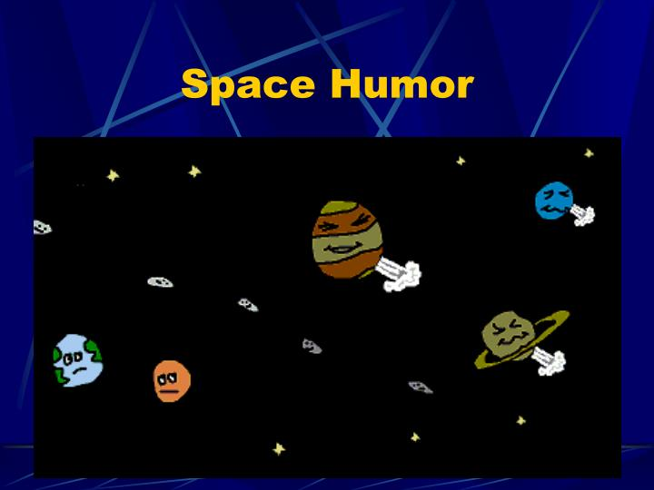 Space Humor