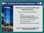commercial property inspections1