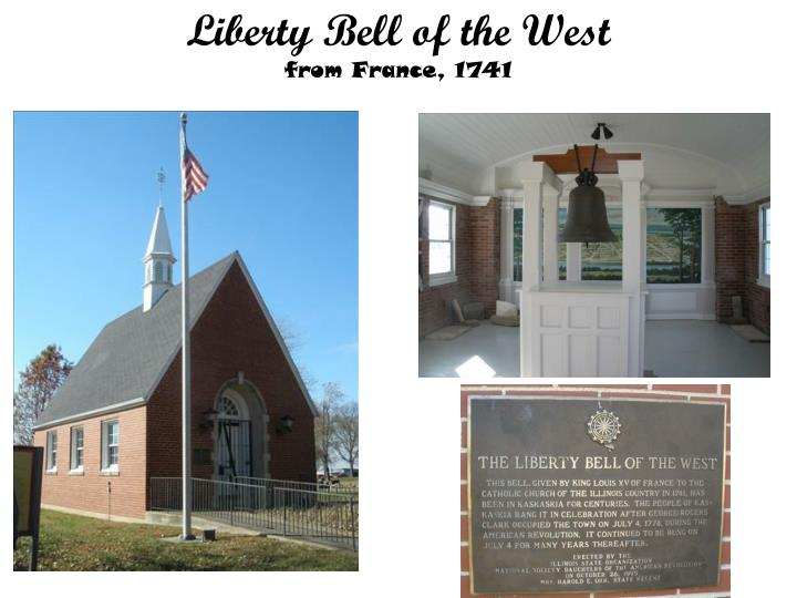 Liberty Bell of the West