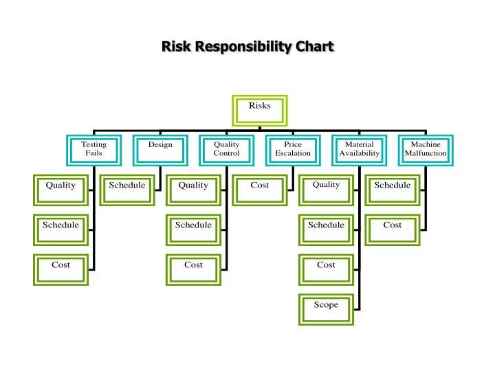 Risk Responsibility Chart
