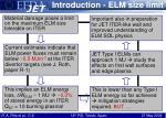 introduction elm size limit