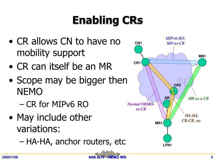 MIPv6-RO:
