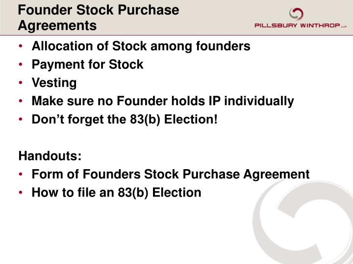 Section 422 incentive stock options