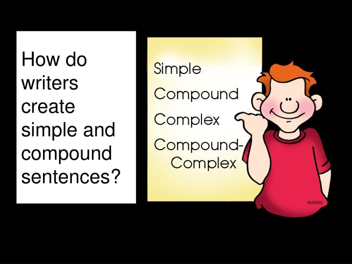 how to write a complex sentence Free, printable sentence structure worksheets to develop strong grammar, language and writing skills more than 1,500 ela activities click to learn more.