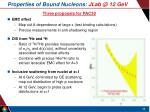 properties of bound nucleons jlab @ 12 gev