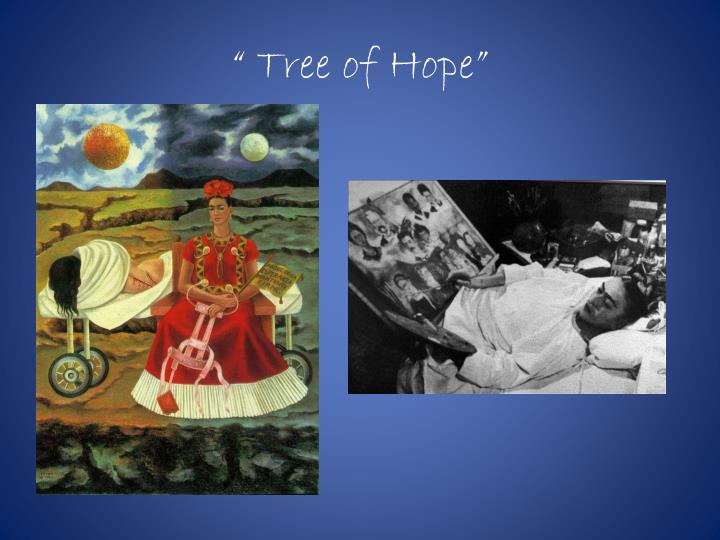 """ Tree of Hope"""