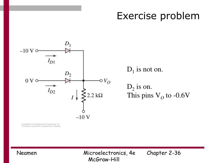 Exercise problem