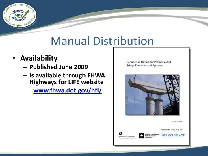 Manual Distribution