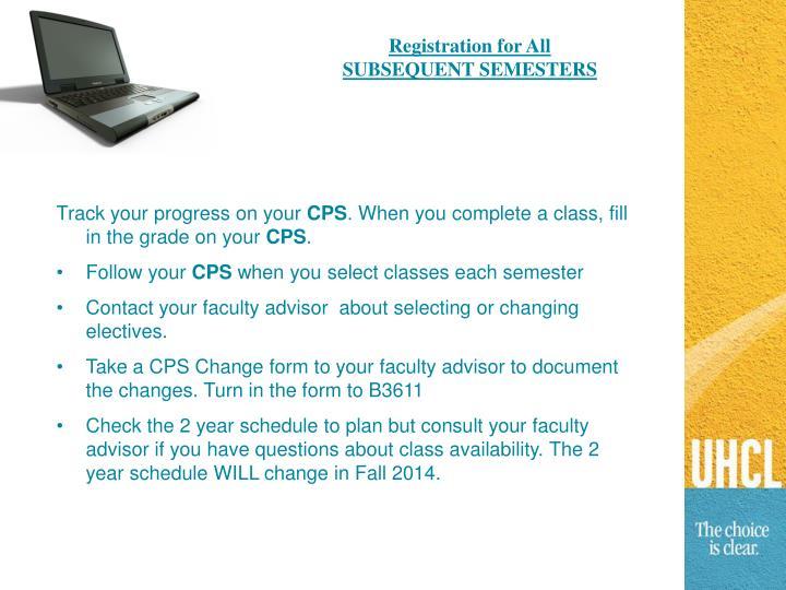 Registration for All