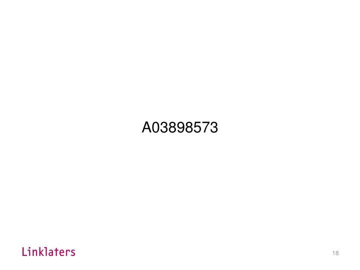 A03898573