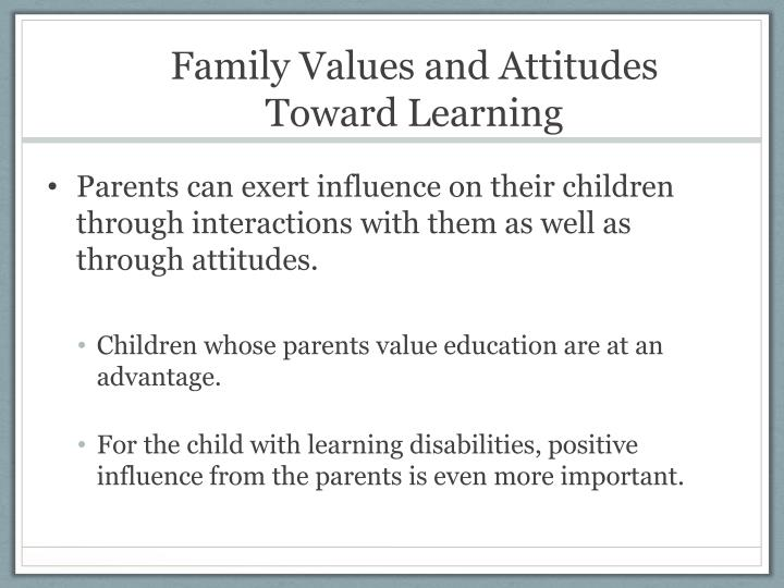 "the changes in american attitude towards disability throughout the years Changes in the teaching and learning process in a complex  ""attitude problems  the various options of implementing changes in the teaching and learning process."