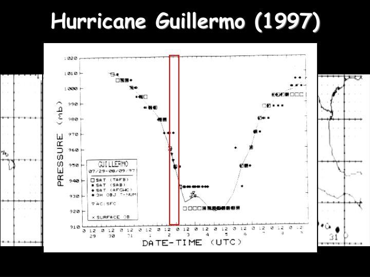 Hurricane Guillermo (1997)