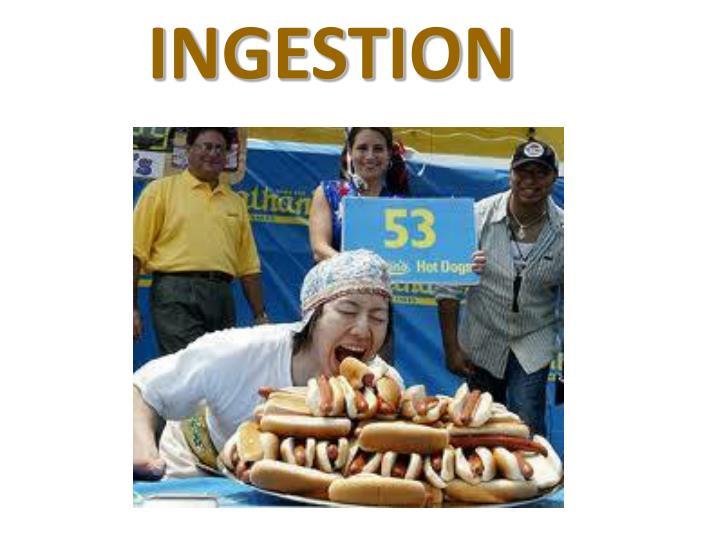 INGESTION