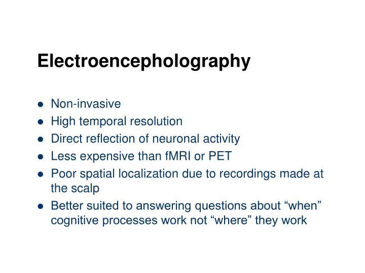 Electroencepholography