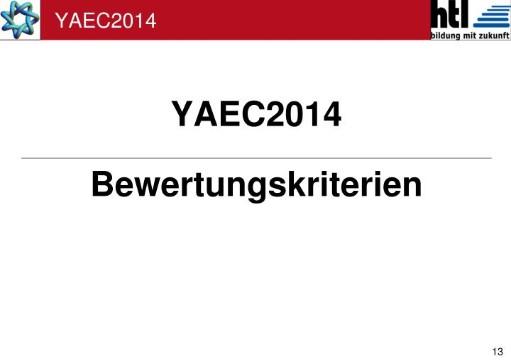 YAEC2014
