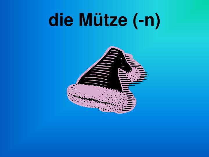 die M