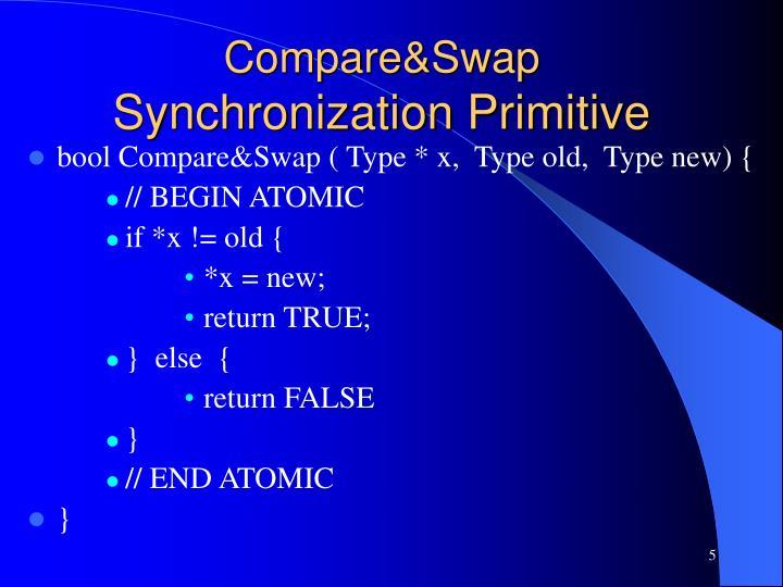Compare&Swap