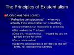 the principles of existentialism5
