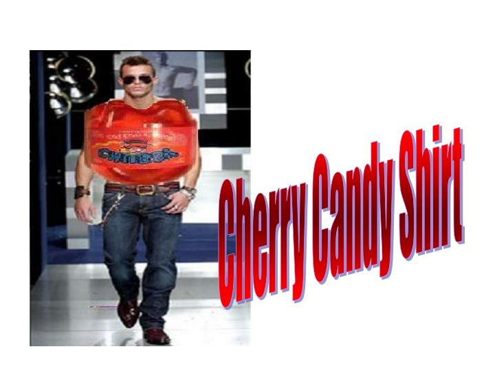 Cherry Candy Shirt