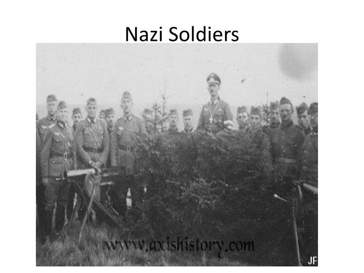 Nazi Soldiers