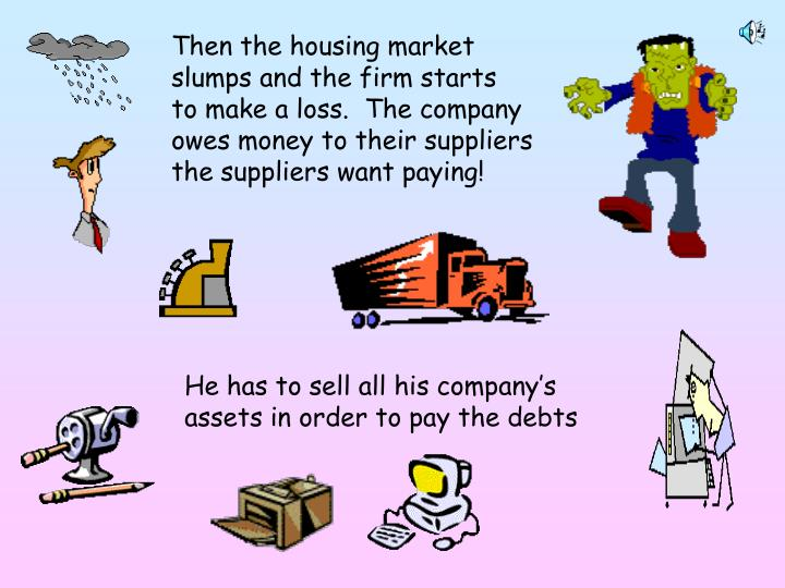 Then the housing market