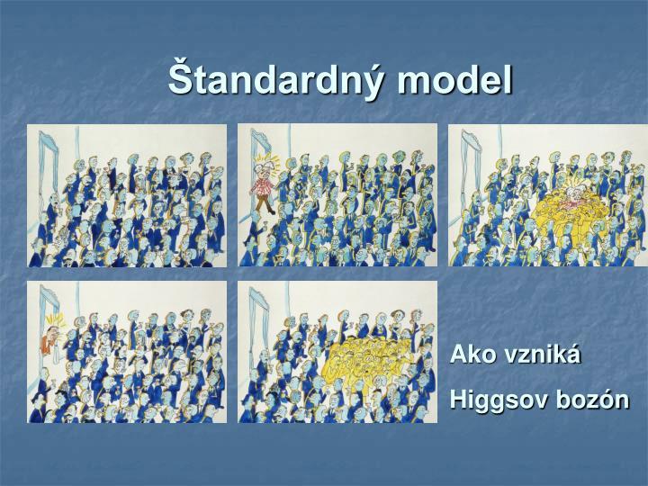 Štandardný model