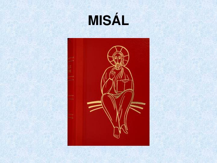 MISÁL