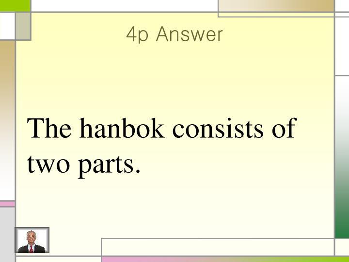 4p Answer