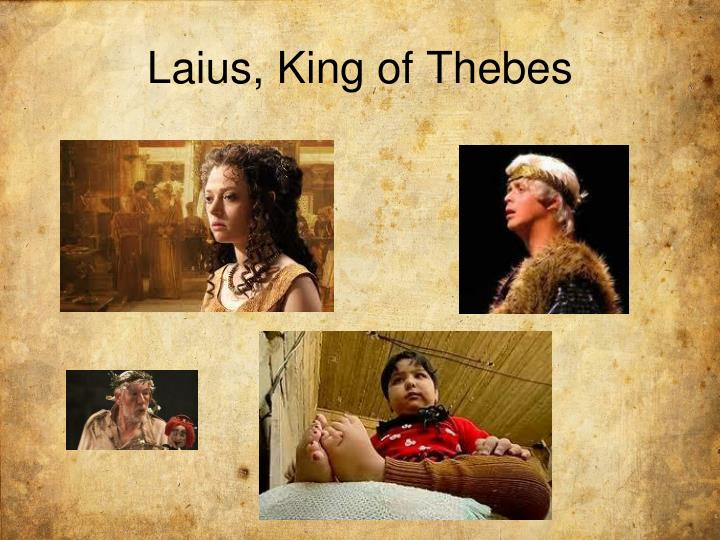 oedipus the king and thebes Oedipus, king of thebes, sends his brother-in-law, creon, to ask advice of the oracle at delphi, concerning a plague ravaging thebes creon returns to report that the.