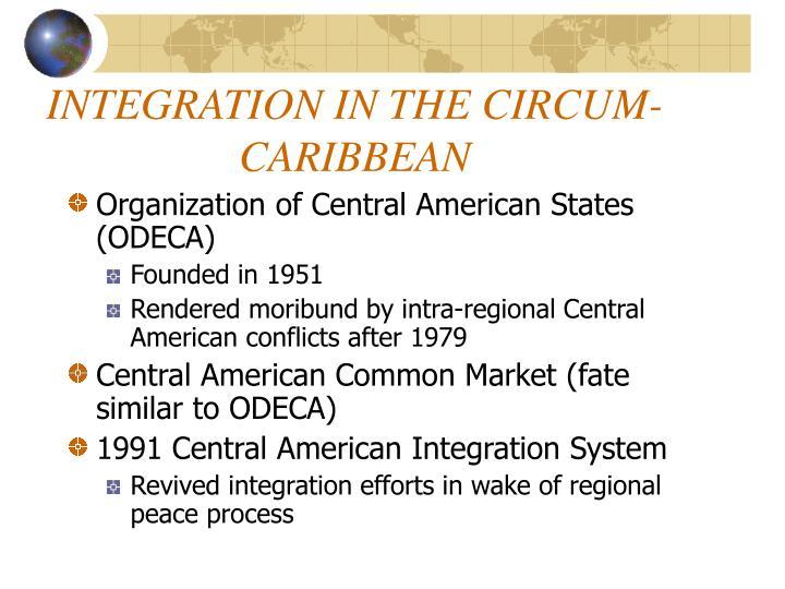 integration in the caribbean Cxc csec social studies exam guide - section b2: regional integration cxc social studies  describe the major challenges facing the caribbean region.