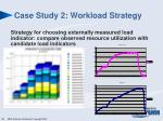 case study 2 workload strategy1