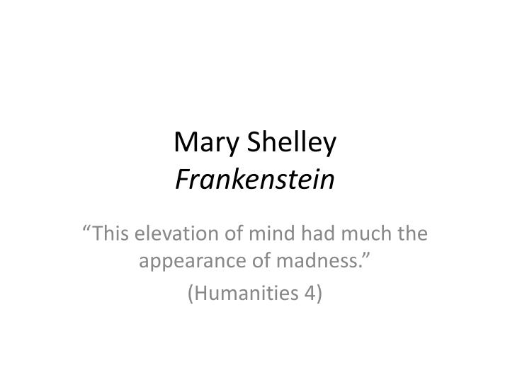 comparative study of frankenstein and blade runner Comparative study of frankenstein and blade runner essay  shelley's romantic novel frankenstein (1818) compares and reflects values of humanity and the consequences of our promethean ambition against the futuristic, industrialized world of blade runner (1992) by ridley scott.