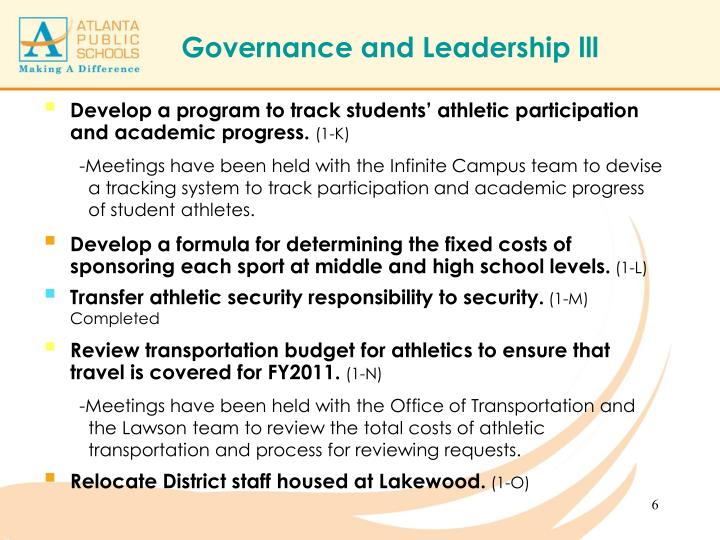 Develop a program to track students' athletic participation and academic progress.