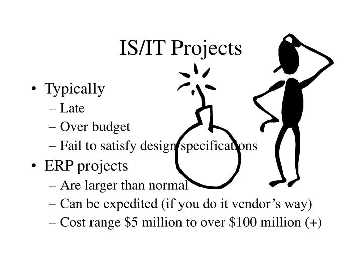 Is it projects