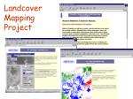 landcover mapping project