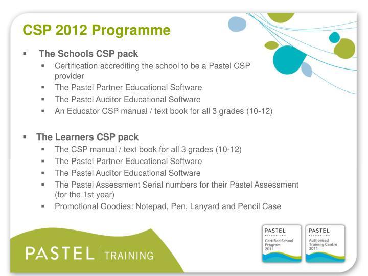 CSP 2012