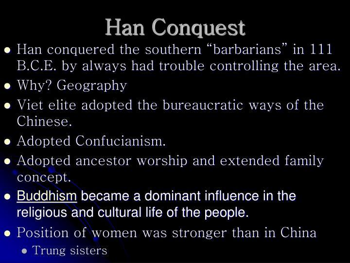 Han Conquest