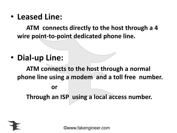 Leased Line: