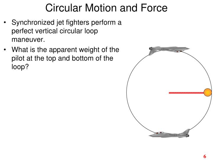 Circular Motion and Force