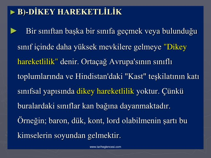 B)-DKEY HAREKETLLK
