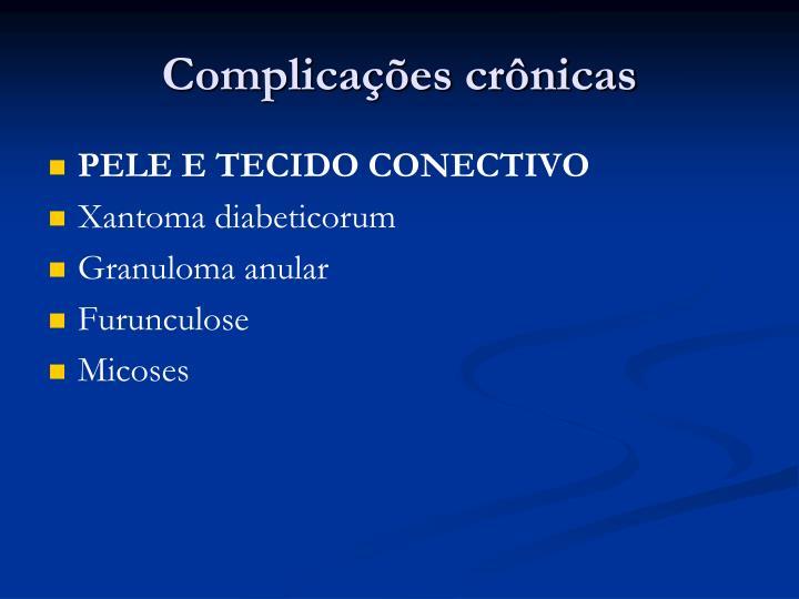 Complicações crônicas