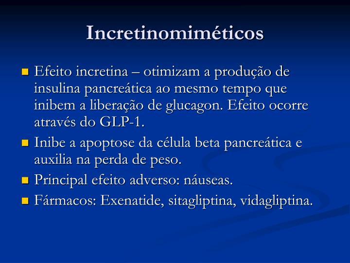 Incretinomiméticos